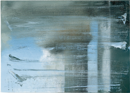 September 11 by Gerhard Richter